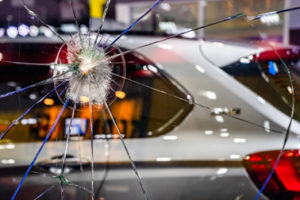 Cracked Windshield – Chicago, IL – Aaron Auto Glass